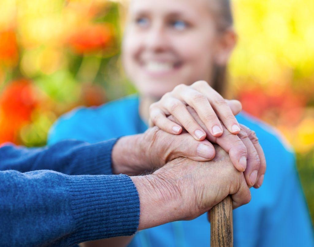 Pflegebedürftige: ein Generationenthema - Volksbank Lübbecker Land
