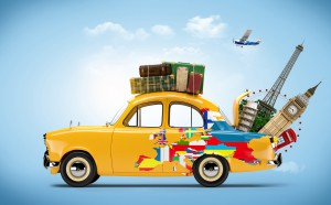 Mit dem Auto in den Urlaub: unsere Tipps