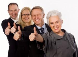 Der Garantiezins ist ein Baustein für eine passende Altersvorsorge. Foto: fotolia