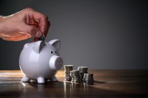 Sparquote_weniger im Sparschwein_Volksbank Lübbecker Land