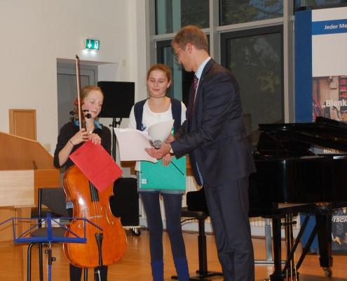 Jugendmusikwettbewerb 2014_Volksbank Lübbecker Land