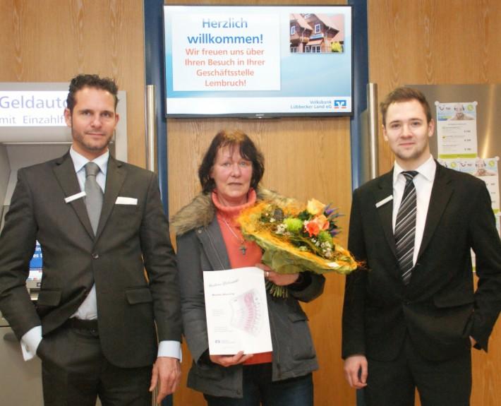 Gewinnsparerin_Lembruch_Monika Monning