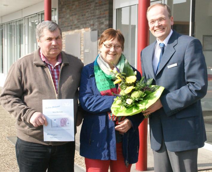 Gewinnsparen_Volksbank Lübbecker Land_Gewinner