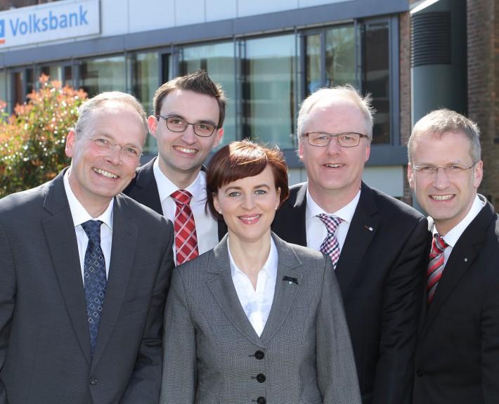 Geschäftsstellen_Volksbank Lübbecker Land_neue Leiter