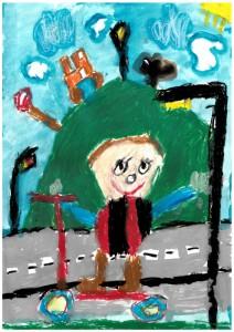 Tristan Klasing, Grundschule Varl
