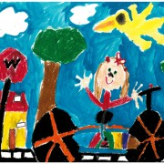 Sunny Jolie Sprado, Grundschule Varl