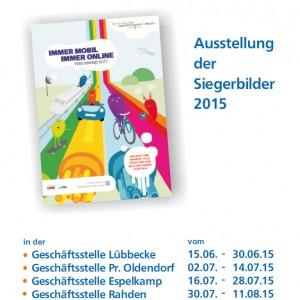Jugendwettbewerb_Ausstellung Siegerbilder 2015