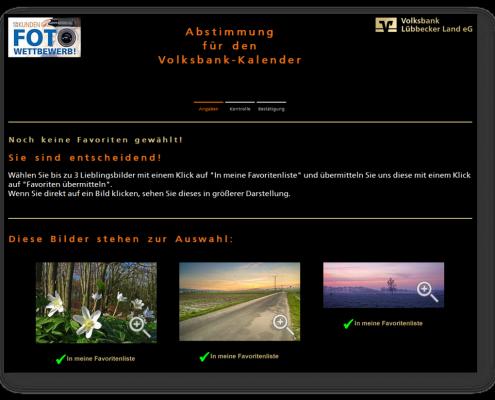 Fotowettbewerb 2015_Voting_Volksbank Lübbecker Land