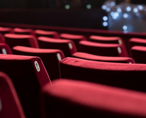 Kino Stühle Volksbank Lübbecker Land