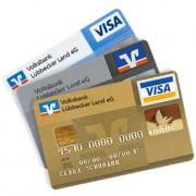 Reisekasse Kreditkarten VBLL
