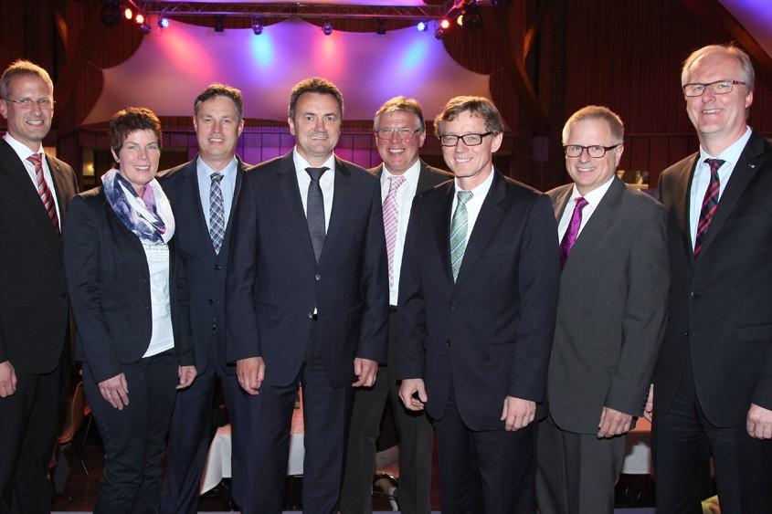 Vertreterversammlung 2016 Vorstand Aufsichtsrat