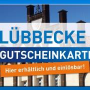 Einkaufsgutschein Lübbecke Card Volksbank Lübbecker Land