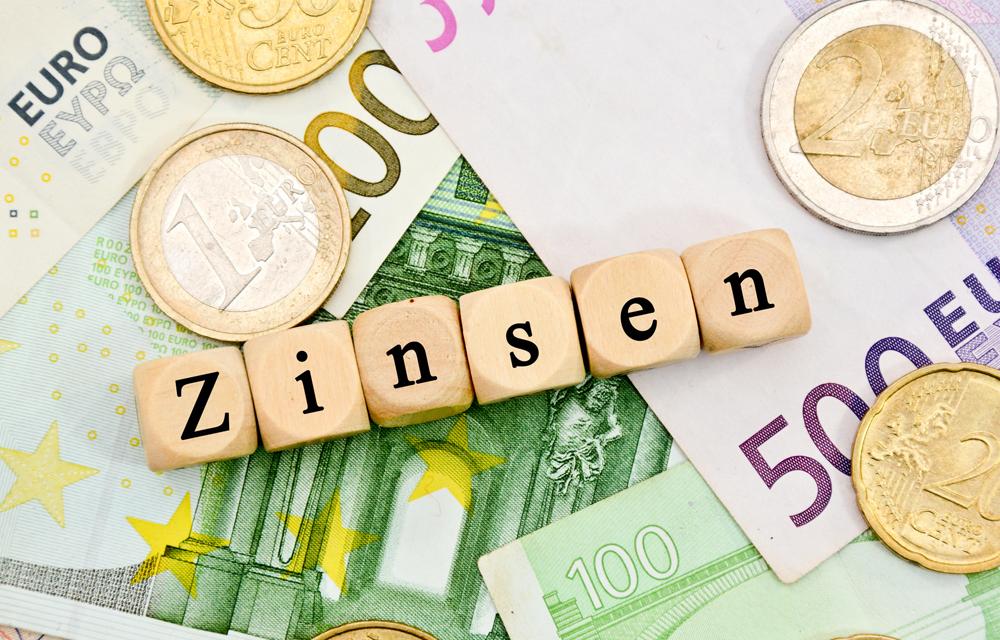 Sparverhalten Volksbank Lübbecker Land Zinsen