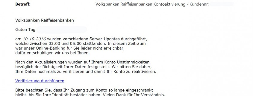Phishing Volksbank Lübbecker Land 2016_10