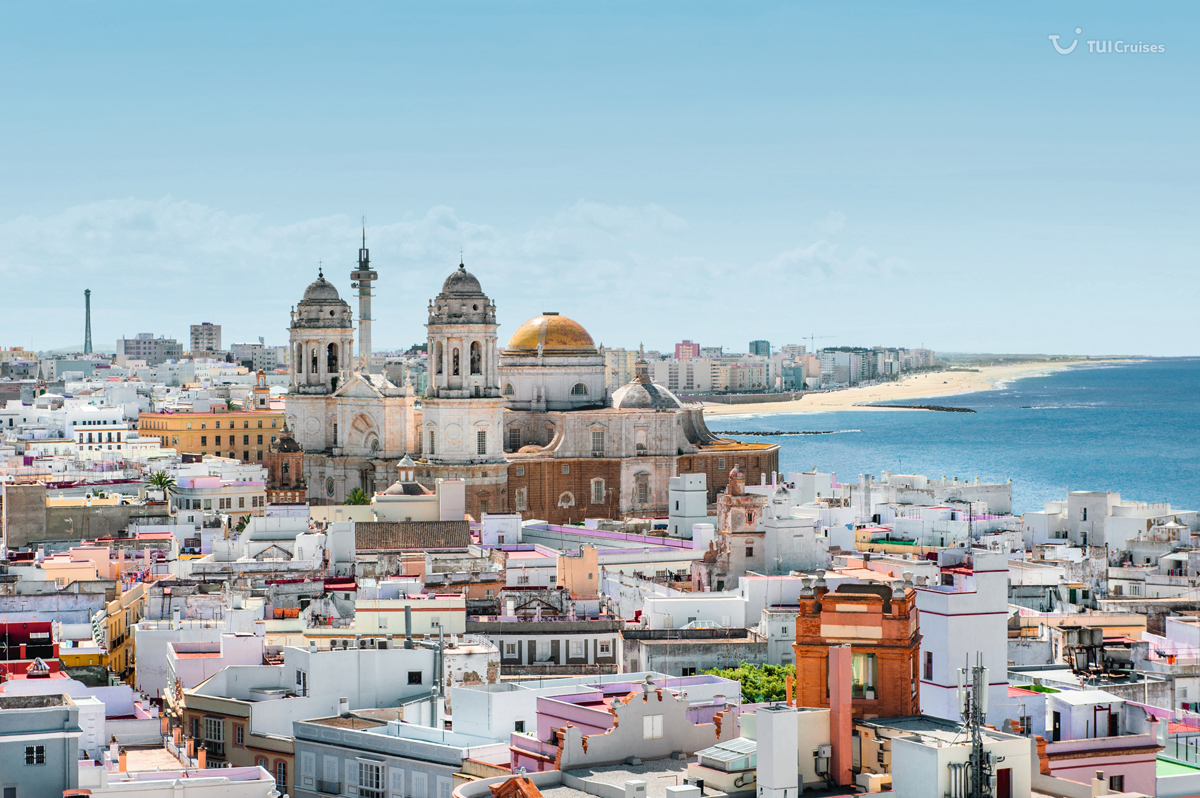 Andalusien Flug Und Hotel