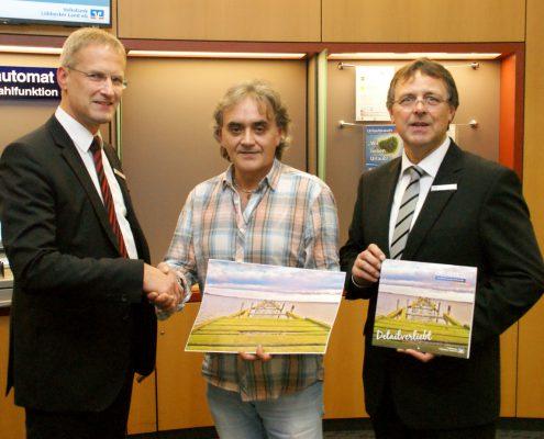 Wettbewerbssieger Fotowettbewerb 2016 Volksbank Lübbecker Land