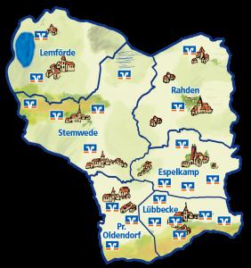 Volksbank Lübbecker Land Vor-Ort-Garantie