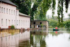 Unwetter Bernd Volksbank Lübbecker Land 2021