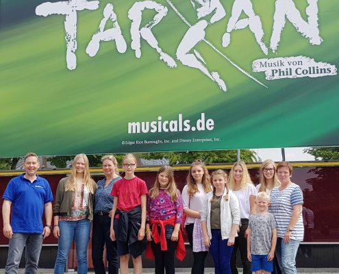 Tarzan Volksbank Lübbecker Land 2017