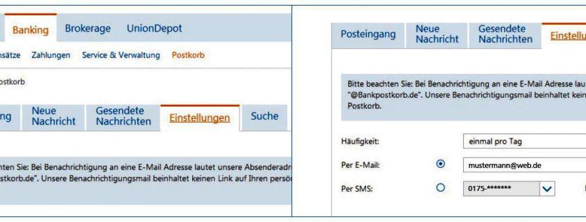 Postfach Volksbank Lübbecker Land 2017
