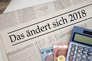 Neuerungen 2018 Volksbank Lübbecker Land