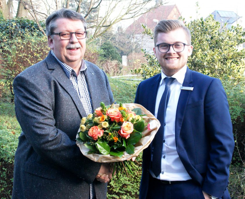 Jahresbeginn 2018 Gewinnsparer Logemann Volksbank Lübbecker Land