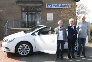 Opel Cascada Volksbank Lübbecker Land 2018