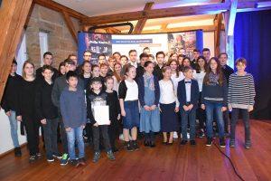 Jugend-Musikwettbewerb 2017 Sieger Volksbank Lübbecker Land