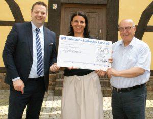 Zweckerträge Volksbank Lübbecker Land 2018