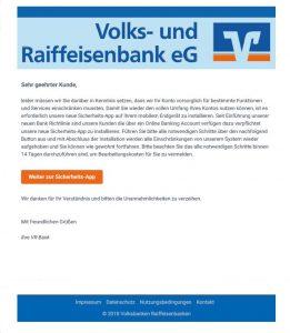 Volksbank Lübbecker Land 2018 Gephischt Mail