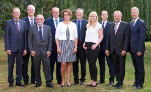 Volksbank Lübbecker Land Dankeschön Jubilare 2018