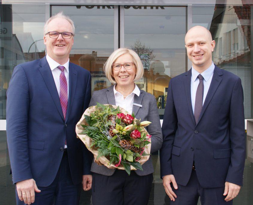 Volksbank Lübbecker Land Geschäftsstellenleitung Gehlenbeck 2018