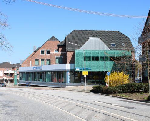 Volksbank Lübbecker Land Geschäftsstelle Lübbecke Kreiselbau 2019