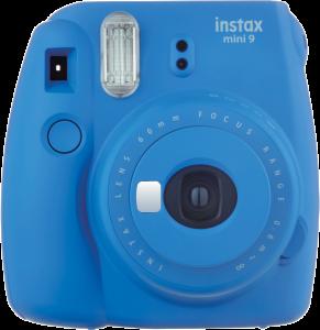 Sofortbildkamera Fuji Instax Mini 9 Volksbank Lübbecker Land