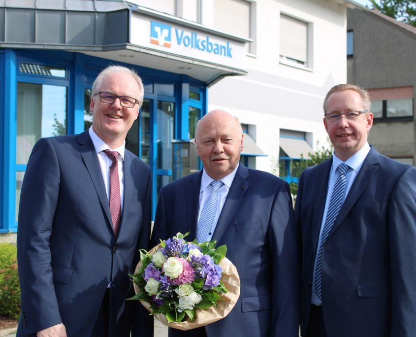 Stabwechsel Alswede Volksbank Lübbecker Land 2019