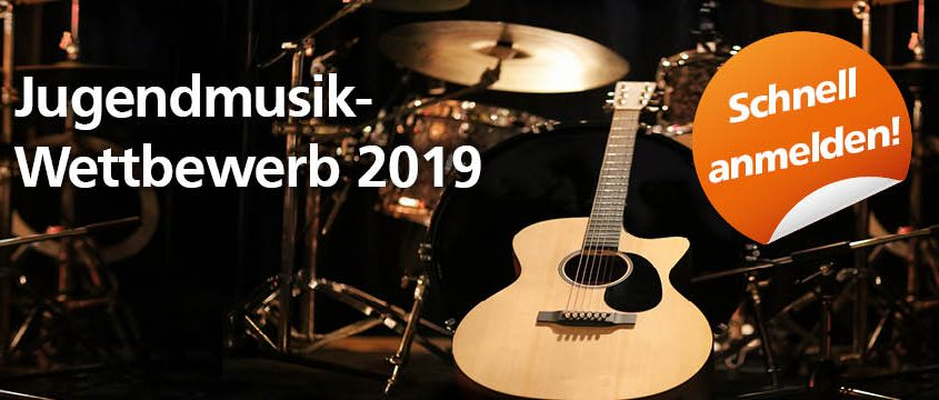 Talentschau Jugend-Musikwettbewerb 2019