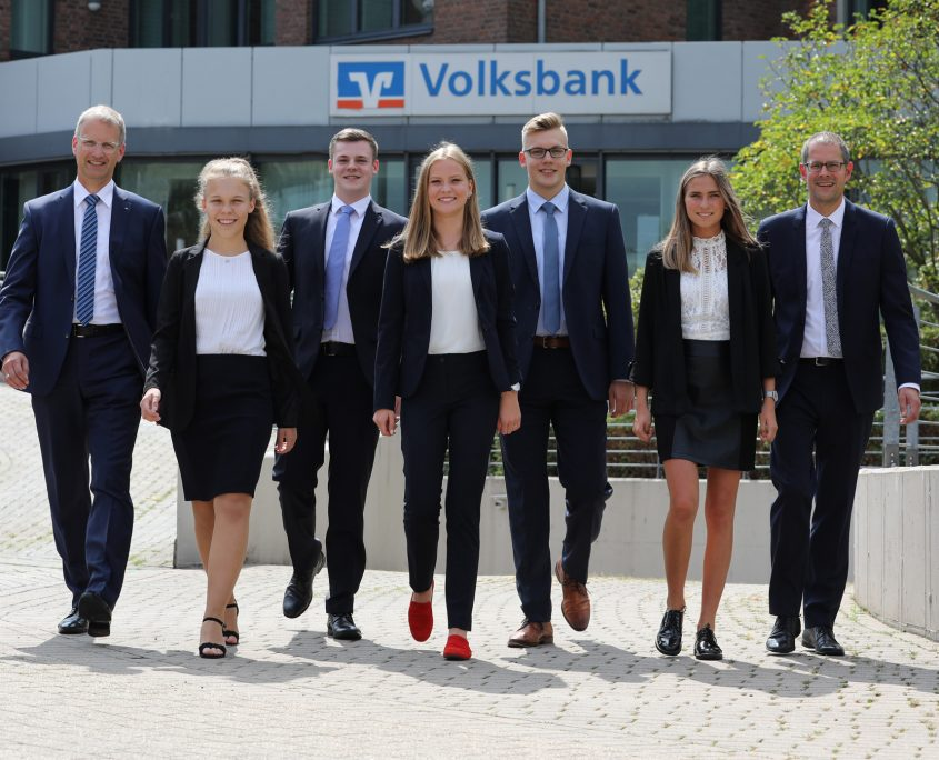 Berufsstart 2019 Volksbank Lübbecker Land