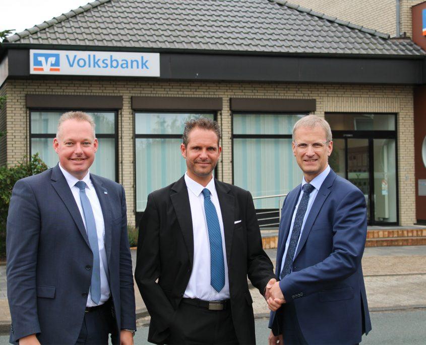 Geschäftsstellenleitung Wehdem Volksbank Lübbecker Land 2019