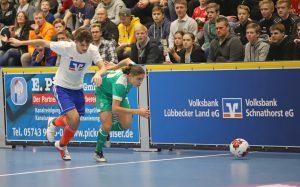 FreewayCup Lübbecke Fußballevent
