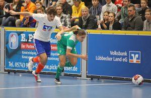 Volksbank Lübbecker Land Kick FreewayCup 2019
