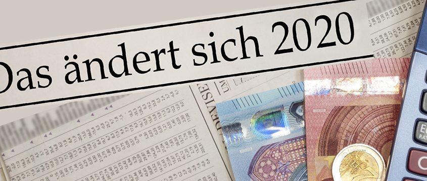 Volksbank Lübbecker Land Jahresausblick 2020