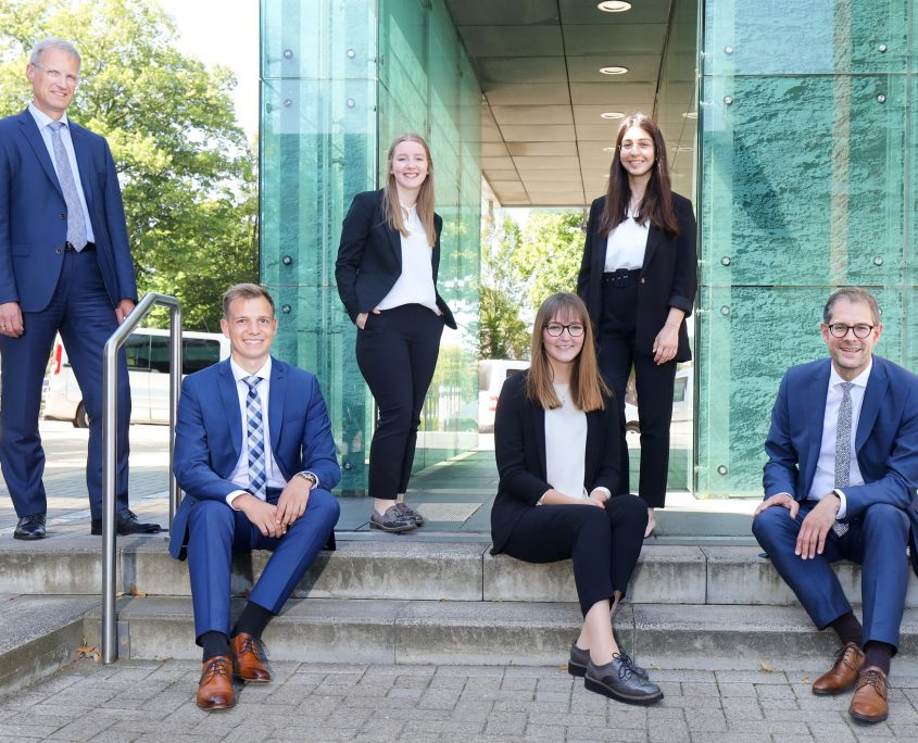 Volksbank Lübbecker Land Berufseinsteiger 2020