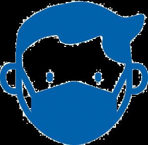 Volksbank Lübbecker Land 2020 Maskenpflicht