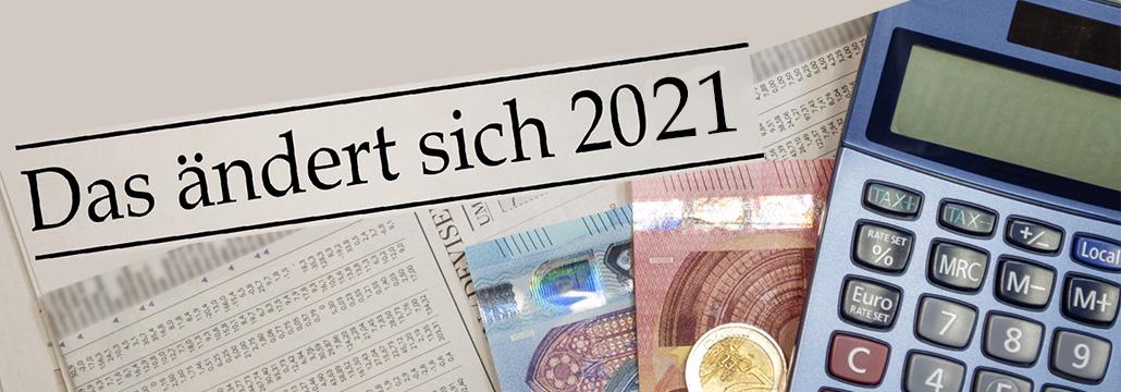 Volksbank Lübbecker Land Neuerungen 2021