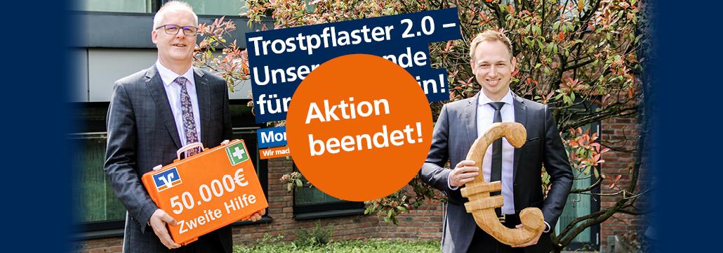 Volksbank Lübbecker Land Trostpflaster 2.0